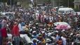 Les restes de Mandela arriben al seu poble de Qunu