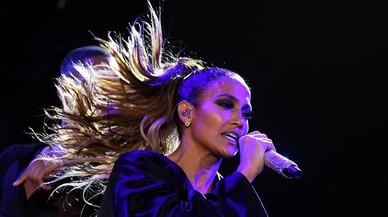 Jennifer Lopez llueix cos a Instagram
