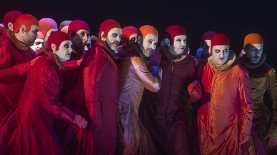 Rigoletto torna al Liceu convertit en un pare maltractador