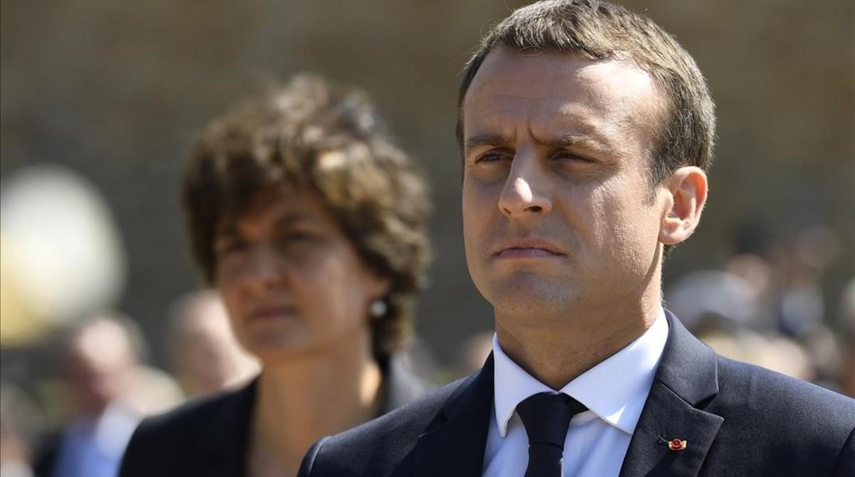 Macron: ¿Un Charles de Gaulle posmoderno?