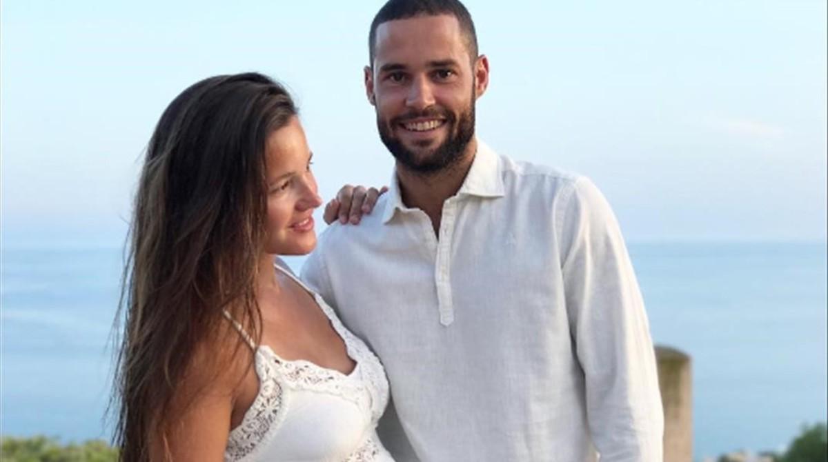 Malena Costa y Mario Suárez se han casado por sorpresa