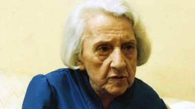 Homenatge a María Zambrano, primera dona a rebre el Premi Cervantes