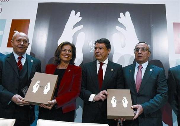 Madrid apuesta por la austeridad para hacer m�s con menos