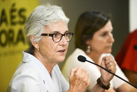 Muriel Casals, la sonrisa del 'procés'