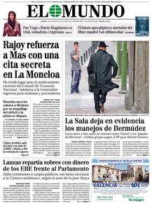 Mas, Rajoy, el d�ficit y la traici�n
