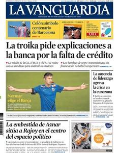 La sombra de Aznar, el cerco a Rajoy y el ultimátum a Rubalcaba
