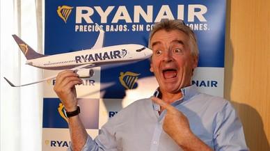 Ryanair baja los precios para Barcelona para no perder tráfico tras el atentado