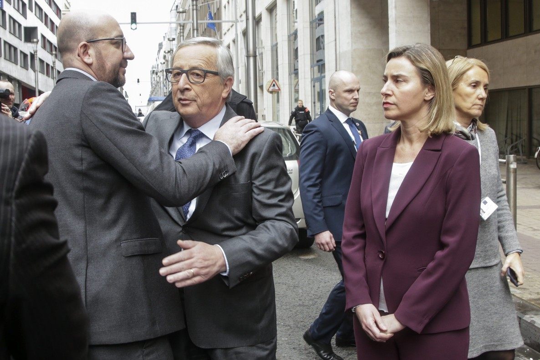 Juncker arremete contra los gobiernos por no estar preparados ante el terrorismo