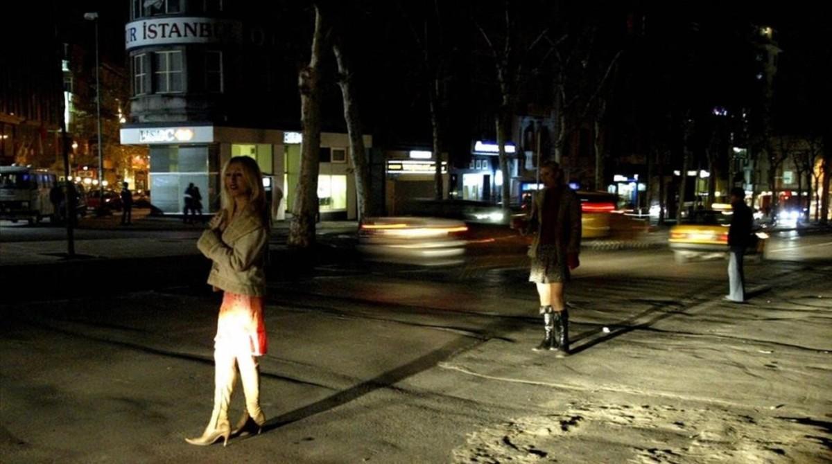 seguridad social prostitutas prostitutas gravadas