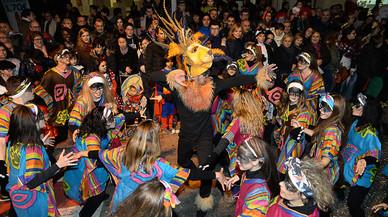 Les comparses més originals del Carnaval de Rubí optaran a 700, 400 i 200 euros