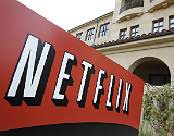 Sede de Netflix en California.