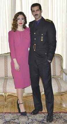 El lío de faldas del cuñado de Franco y la marquesa de Llanzol, en miniserie de Tele 5