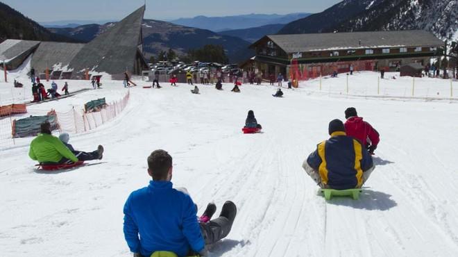 Activitats per a tots els públics a les estacions d'esquí