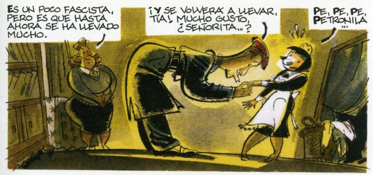 L'humor dels germans Marx a la grisa Barcelona de 1947