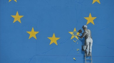 El 'brexit' de Banksy