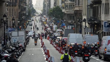 L'ajuntament calcula que el Dia sense Cotxes ha reduït un 6% el trànsit