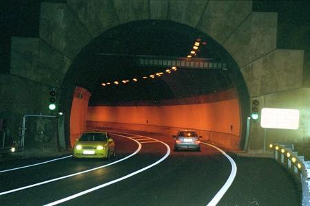 El túnel del Cadí.