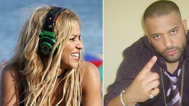 'Loca con su 'tiguere'', de 'El Cata', posteriormente versionada por Shakira.