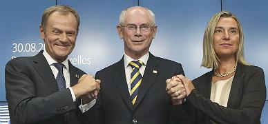 Donald Tusk, nuevo presidente del Consejo Europeo