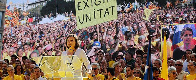 La ANC deja a Mas sin margen: elecciones antes de tres meses