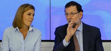 """Rajoy pide que no se someta a los catalanes al """"martilleo"""" de elecciones continuas"""