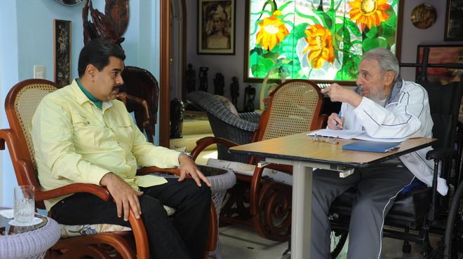 "Fidel Castro, sobre la visita d'Obama: ""No necesistem que l'imperi ens regali res"""