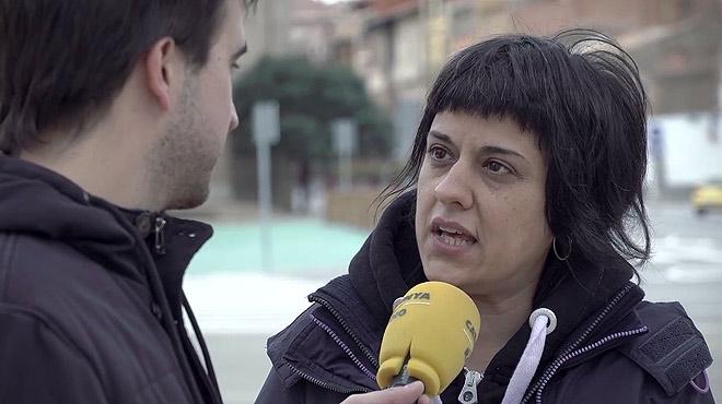 Anna Gabriel: Me satisface la idea de formar parte de un grupo que tuviera hijos e hijas en común