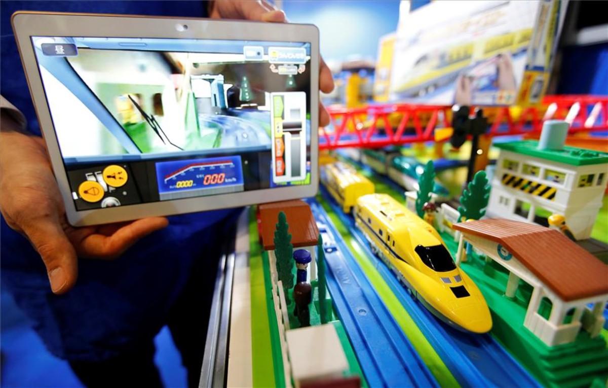 juguete virtual