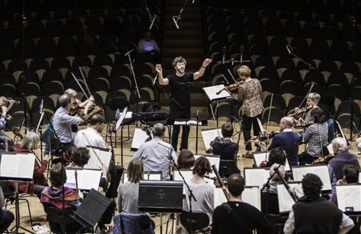 Pablo Heras-Casado y la Orquestra Barroca de Friburgo e Isabelle Faust