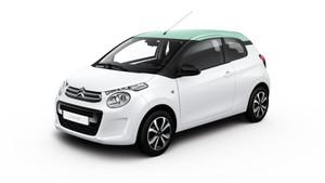 Citroën C1 City Edition blanco