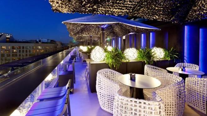 Semana de las terrazas en los hoteles de barcelona - Terrazas hoteles barcelona ...