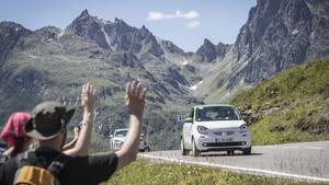 Silvretta Classic Rallye Montafon 2017,