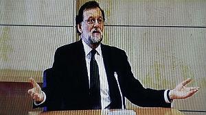 Rajoy delega la responsabilidad económica en Lapuerta y la política, en Aguirre (ES)