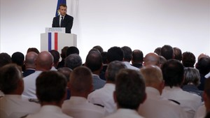 zentauroepp40586643 french president emmanuel macron delivers a speech on securi171018193723