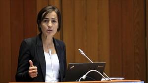 María Seguí, exdirectora general de Tráfico.