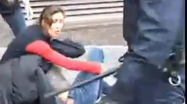 La agresi�n policial a un menor en Tarragona.