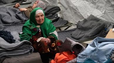 Suecia deniega el asilo a una mujer afgana de 106 años