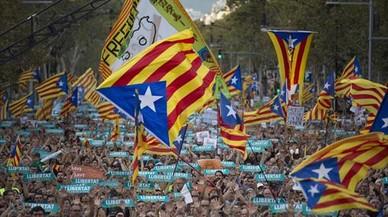 La economía catalana sufre los efectos de la crisis política
