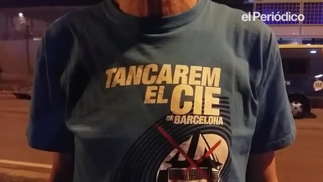 L'Ajuntament de Barcelona insisteix que l'única solució al CIE és tancar-lo