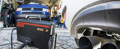 Descubierta una red de talleres que manipulaba coches di�sel