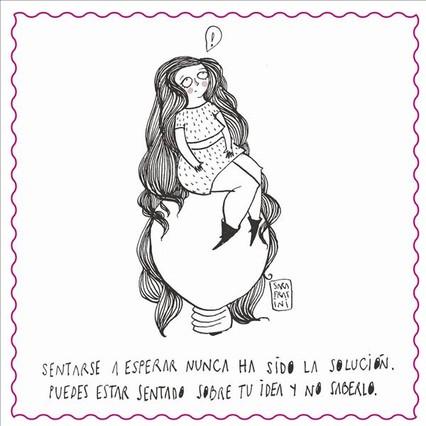 La belleza en las curvas de una mujer