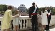La proclamació de Felip VI com a rei d'Espanya a la xarxa