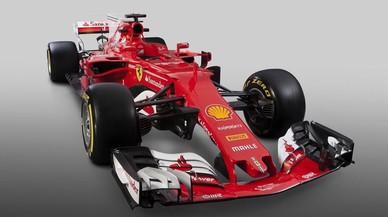 Ferrari presenta l'F-1 del seu 70 aniversari
