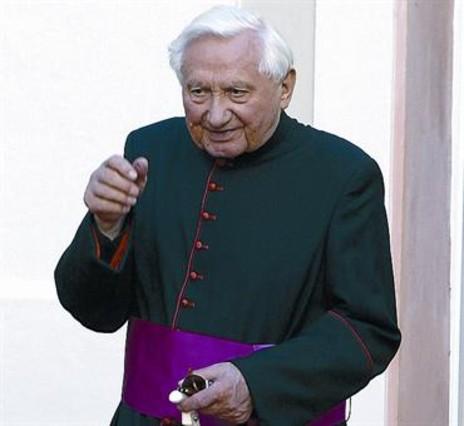 Ratzinger i Ratzinger