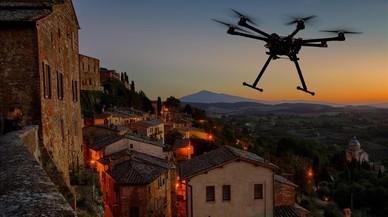Mapfre lanza un seguro de drones para actividades profesionales