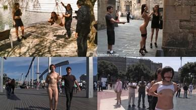 Barcelona revisarà els seus protocols per vetar els rodatges porno als carrers de la ciutat