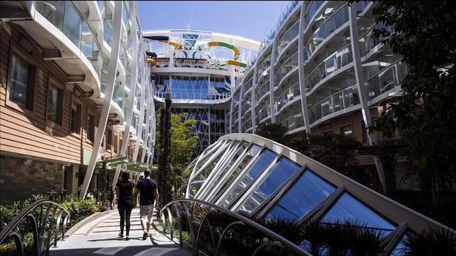 El vaixell del tresor atraca a Barcelona
