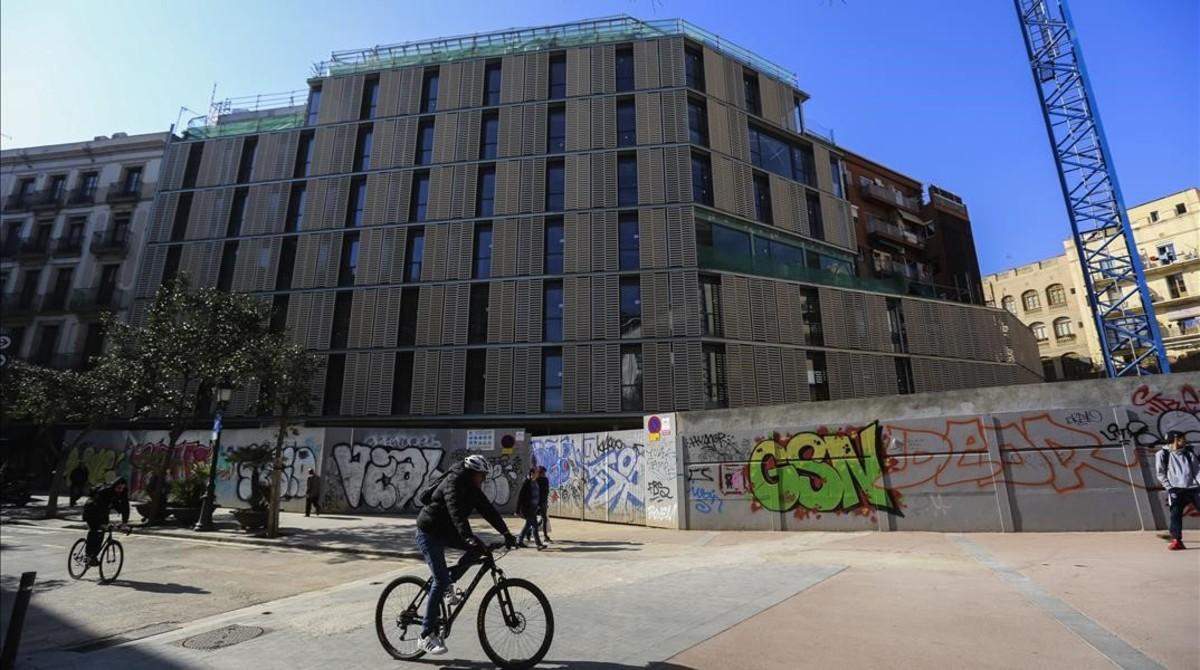 Barcelona té 74 projectes hotelers amb llum verda tot i la suspensió de llicències