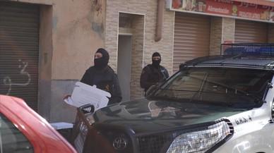 Detenidos en Badalona dos marroquís acusados de adoctrinamiento y captación yihadista