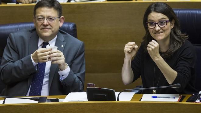 Podem tensa l'acord de govern a la valenciana